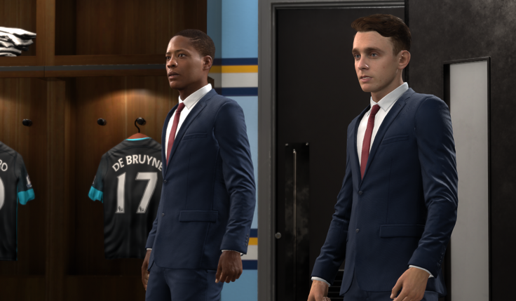Fifa 17 Alex Hunter Gareth Walker