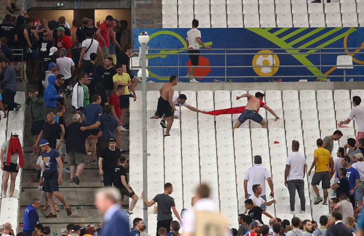 Stade Velodrone violence
