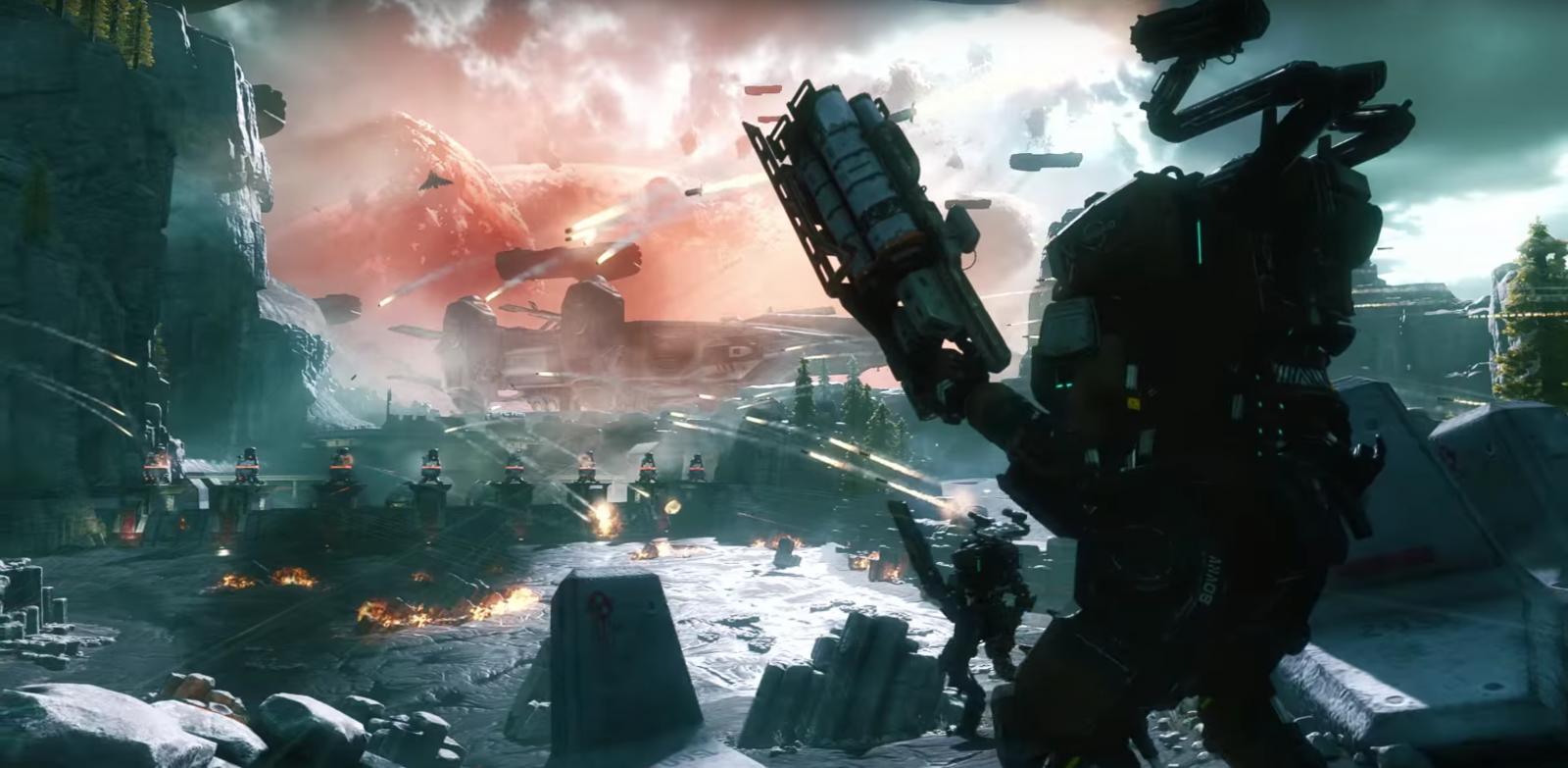 Titanfall 2 E3 2016 trailer image