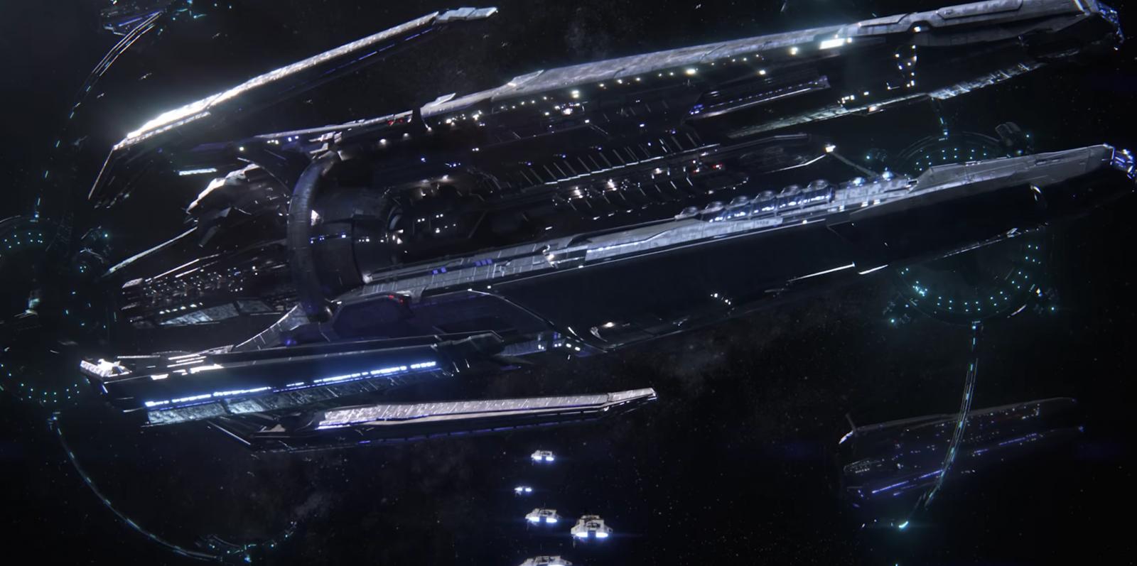 Mass Effect Andromeda E3 2016