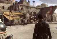 Star Wars Visceral EA concept footage
