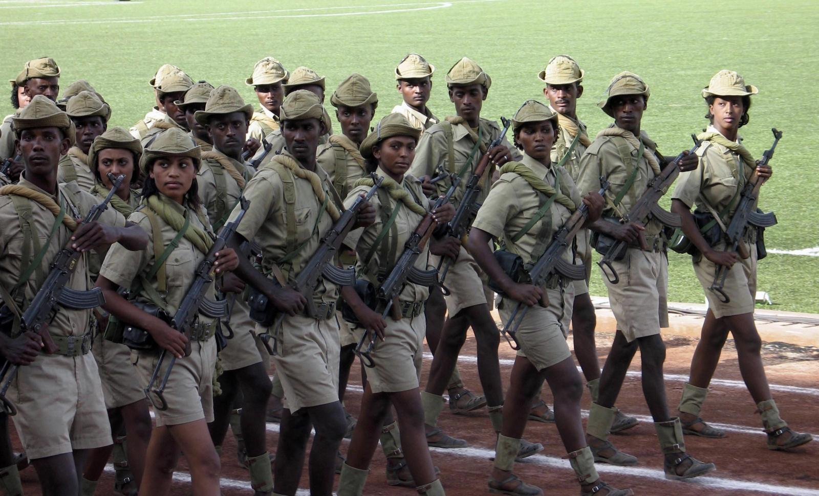 Eritrea Ethiopia tensions East Africa