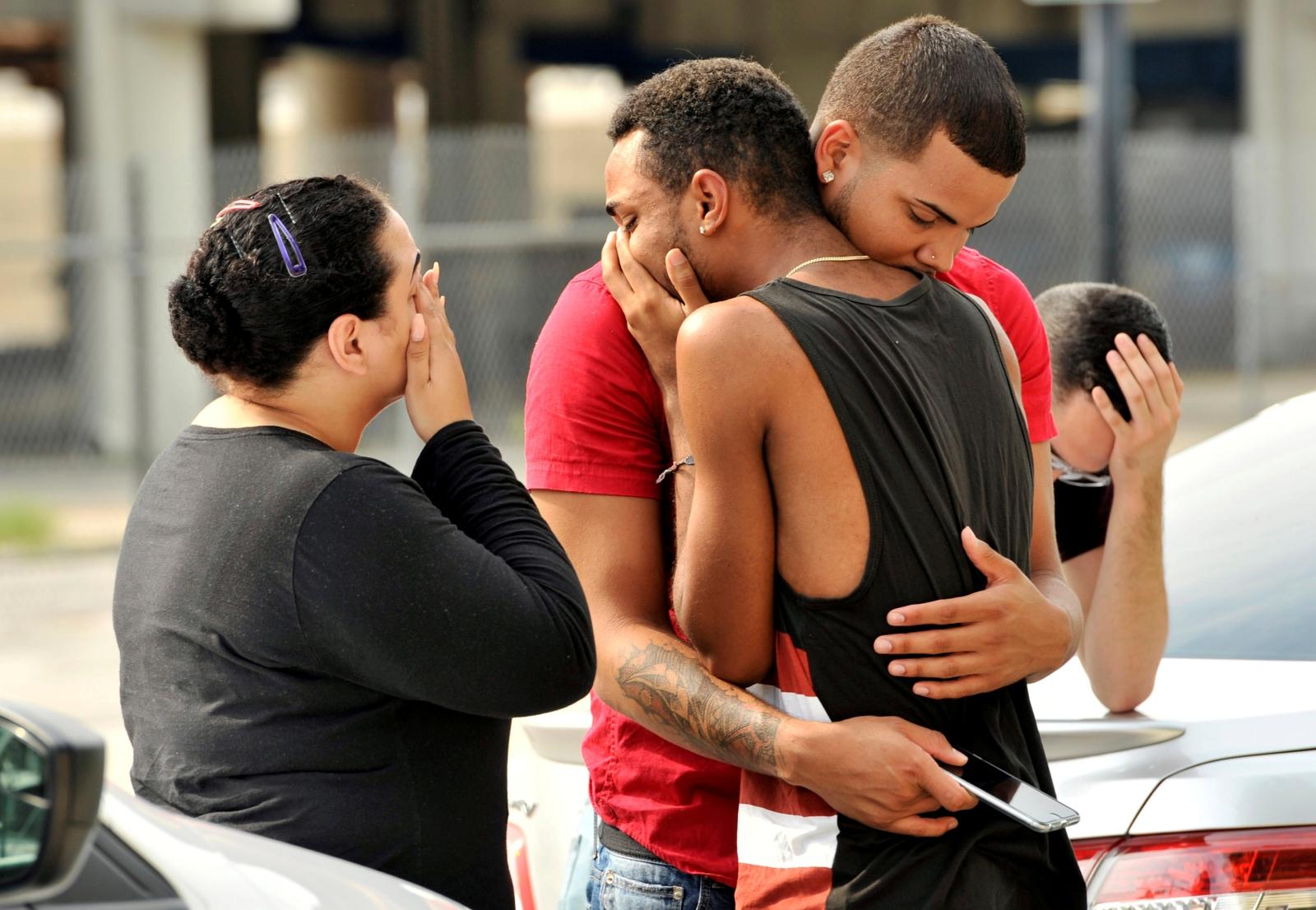 Orlando nightclub shooting: Afghan's president and former president condemn tragedy