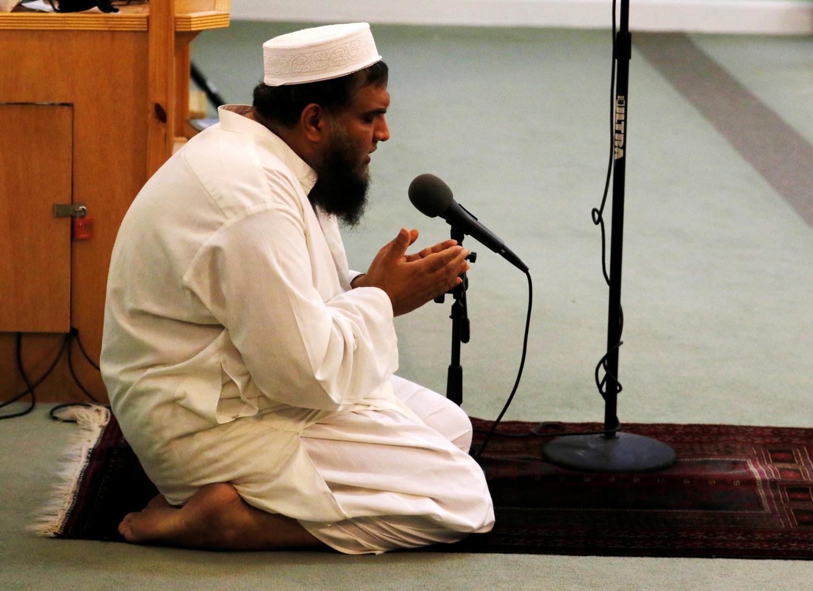 Fort Pierce Imam Syed Shafeeq Rahmen