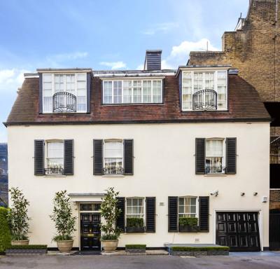 Little White House US embassy London property