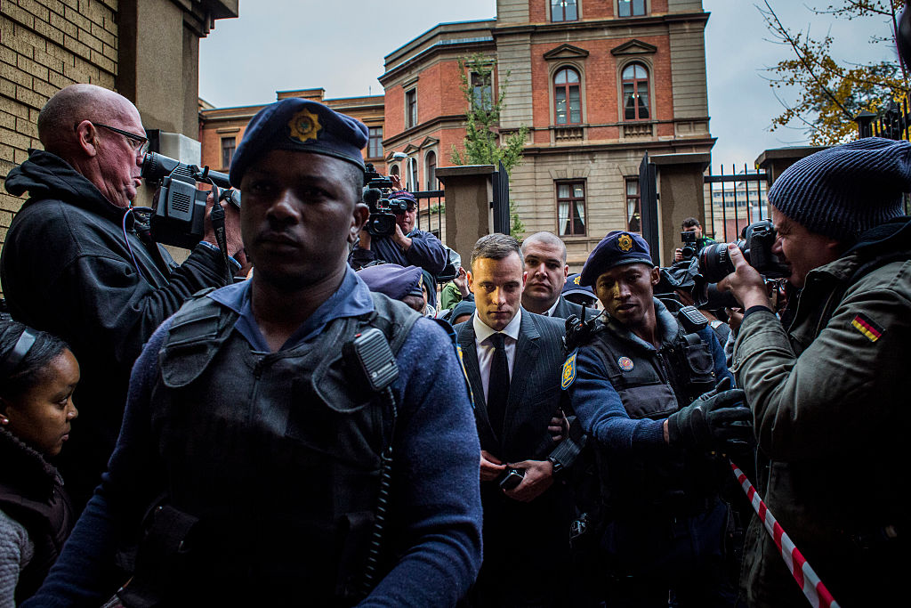 Oscar Pistorius returns to court