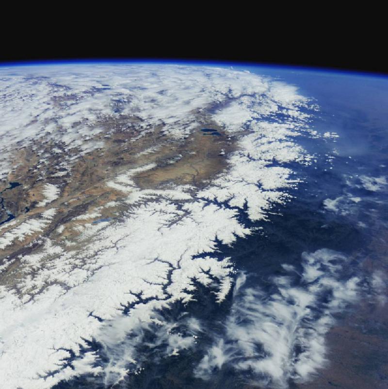 The Himalayan Mountains