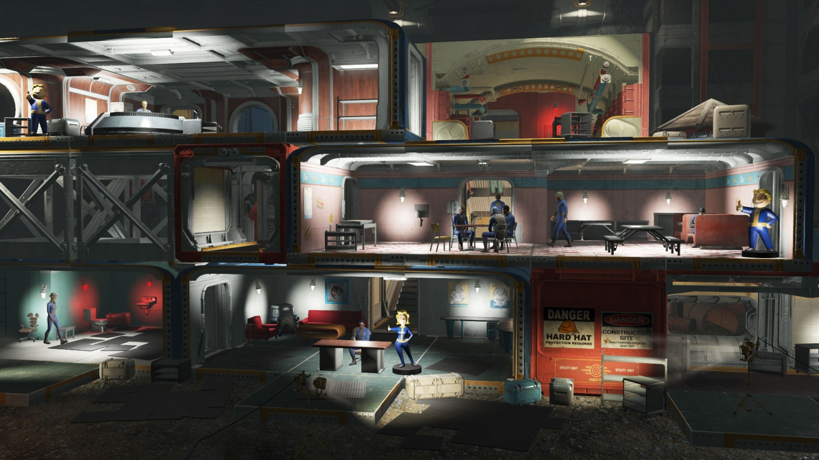 Fallout 4 DLC Vault-Tec Workshop