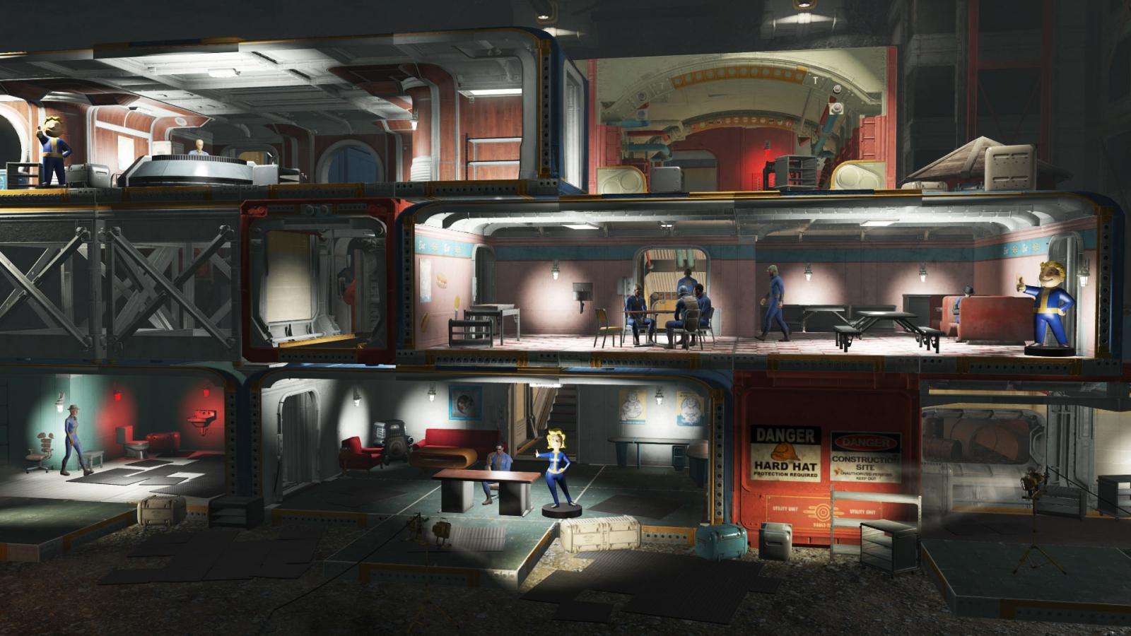 Fallout 4 DLC Vault-Tec Workshop