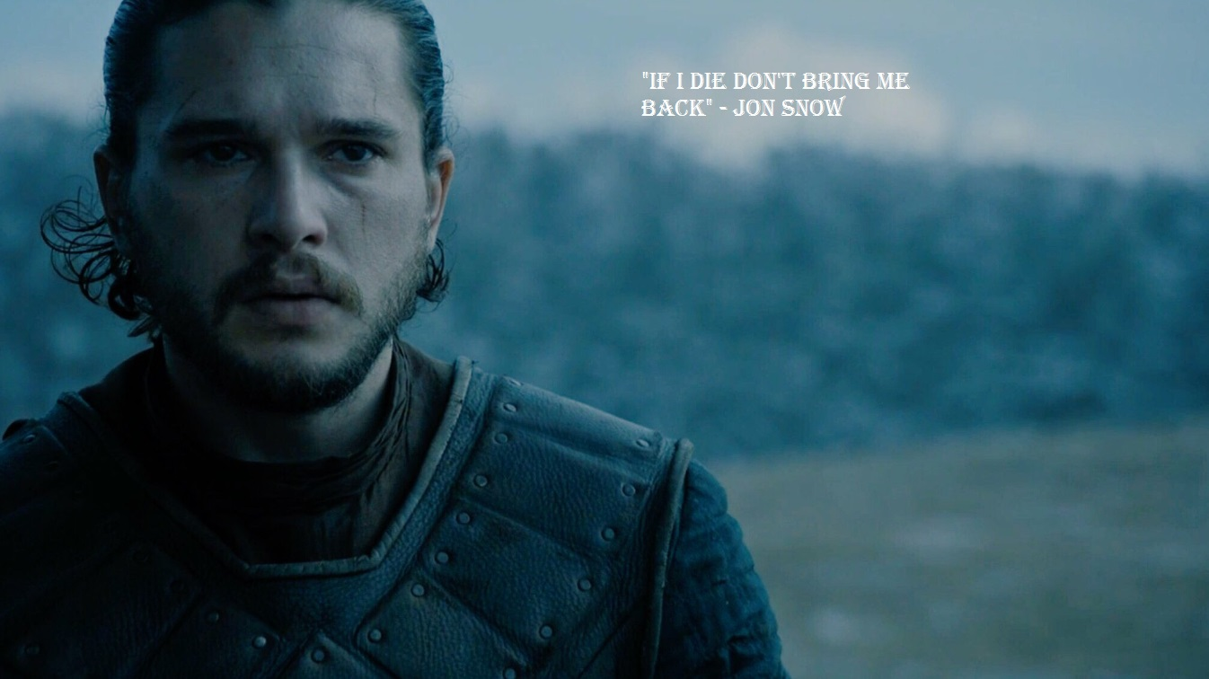 Battle of the Bastards Jon Snow