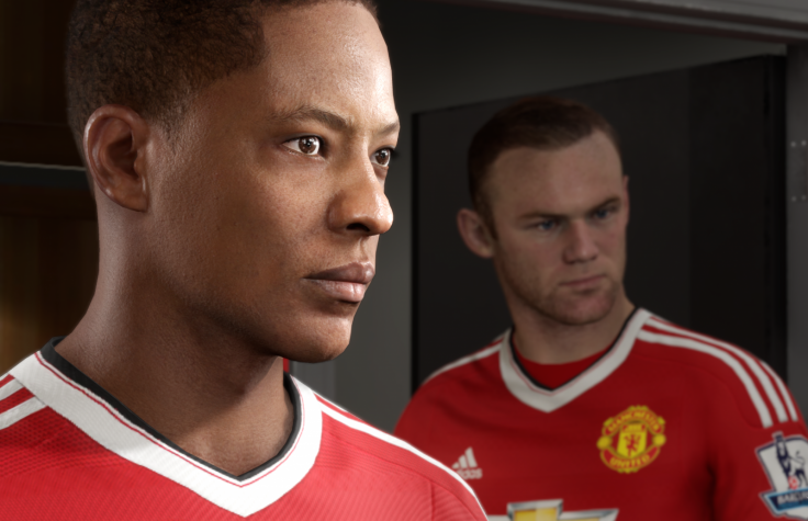fifa 17 The Journey Wayne Rooney