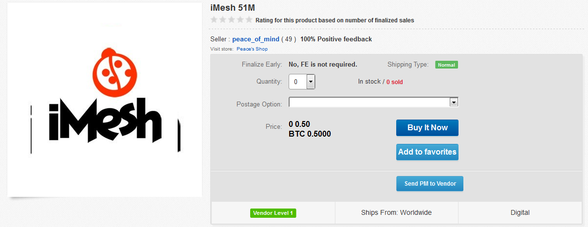iMesh The Real Deal