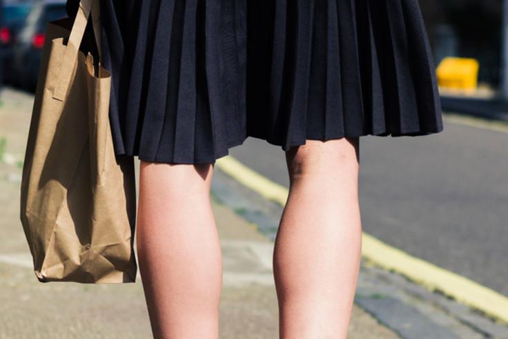 Sexist school uniform policies teach that girls should