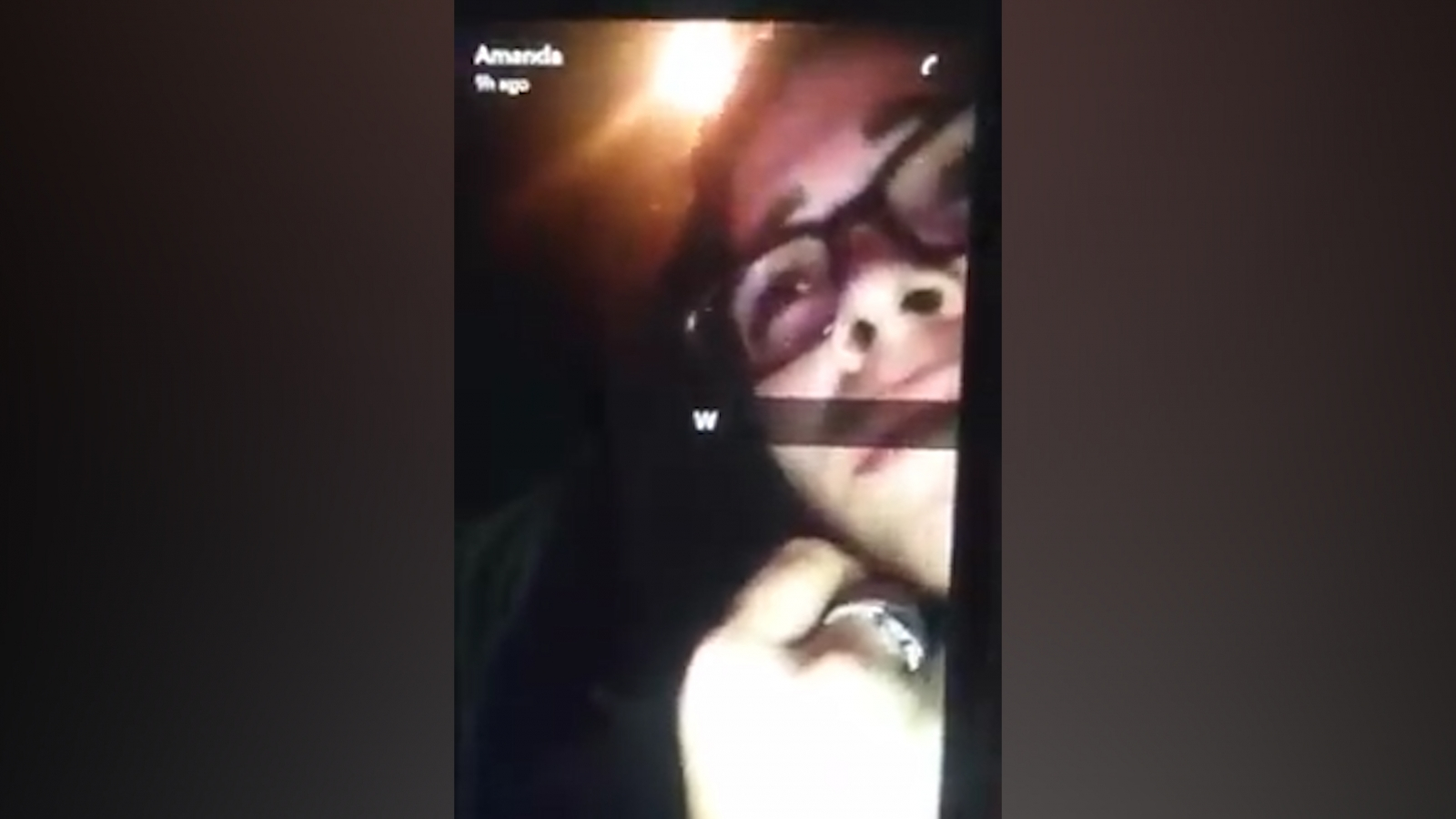 Orlando Shooting Victim S Chilling Snapchat Video From