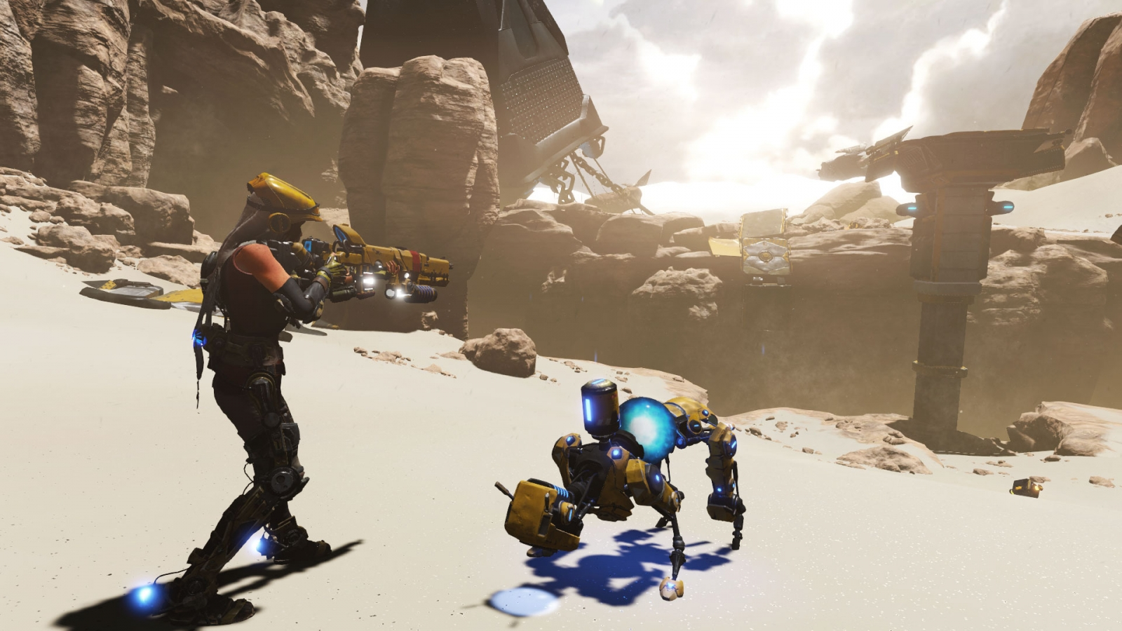 ReCore Xbox One PC