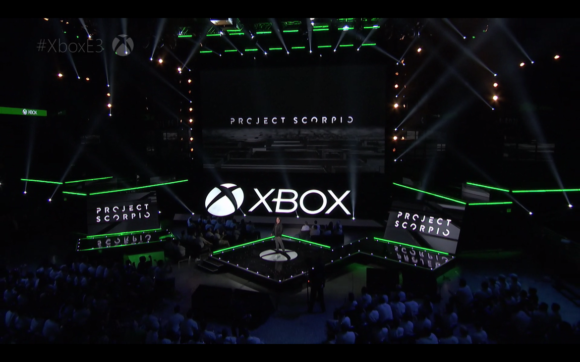 New Xbox Project Scorpio details to be revealed this week