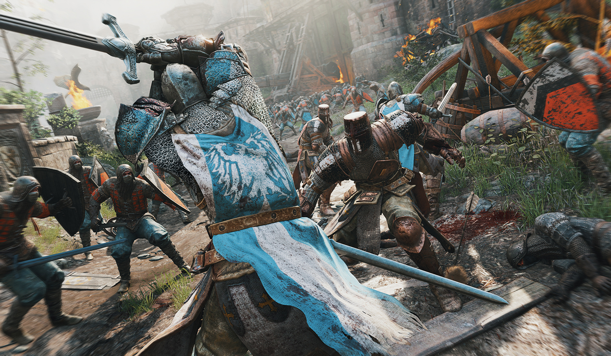 For Honor E3 2016