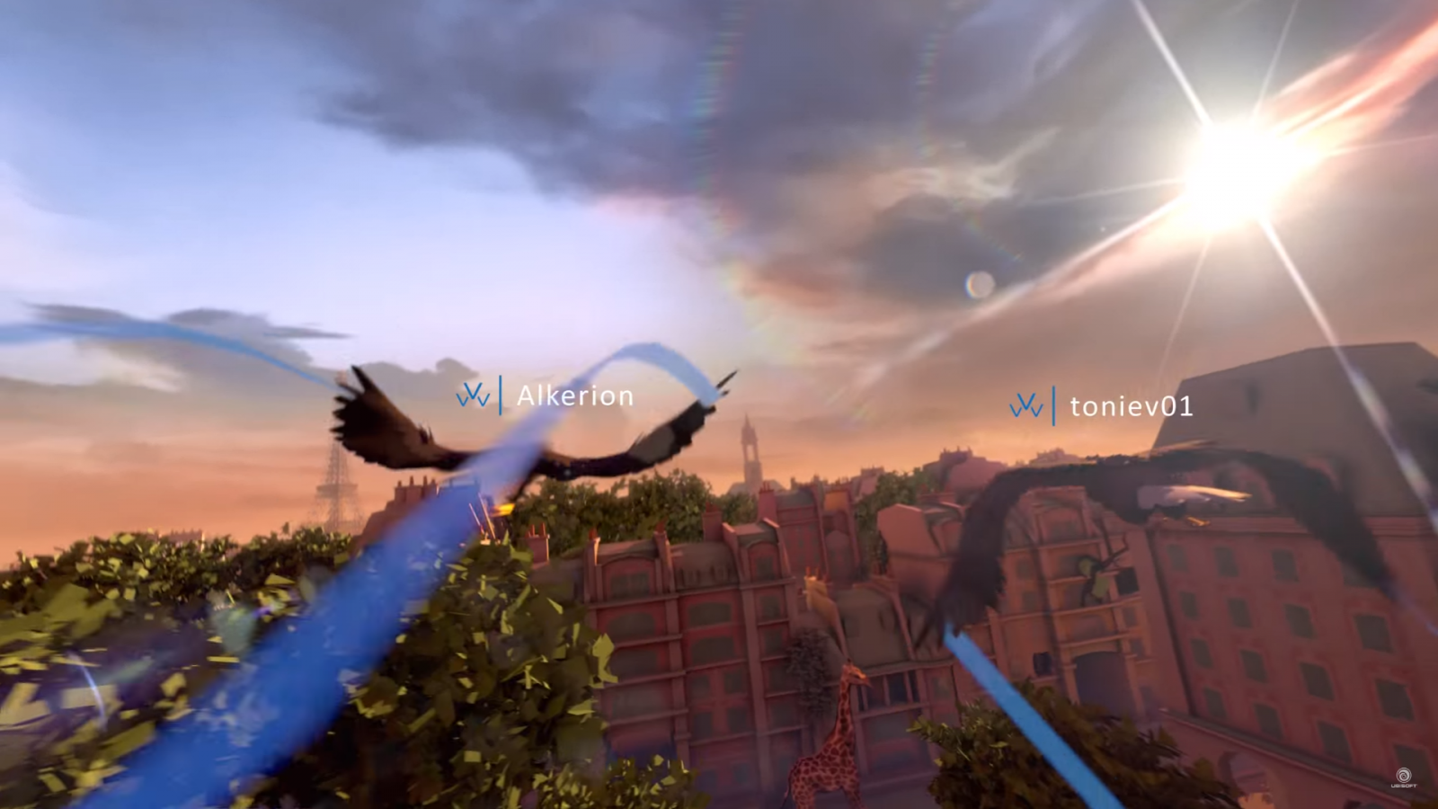 Eagle Flight E3 2016 multiplayer