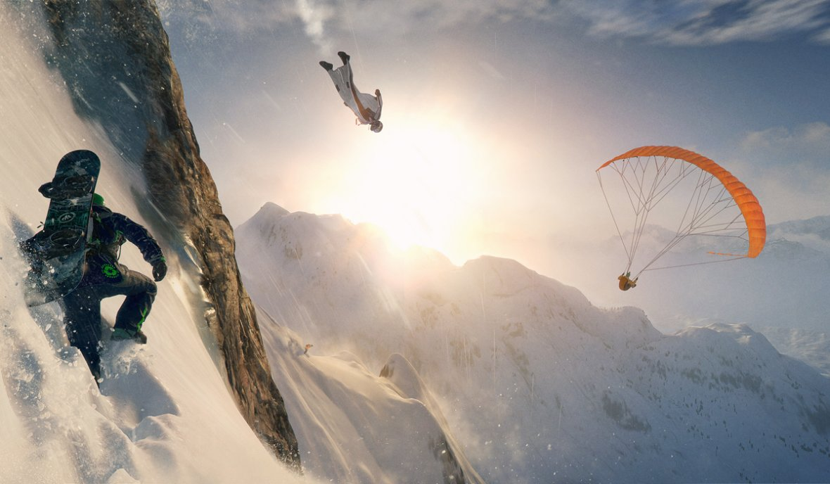 Steep Ubisoft E3 2016