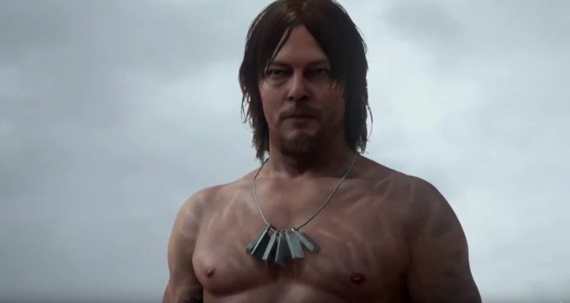 Death Stranding PS4 E3 2016 Kojima