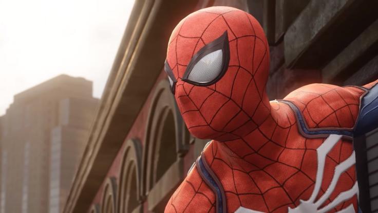 Spider-Man PS4 E3 2016 debut teaser