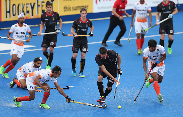 India hockey team