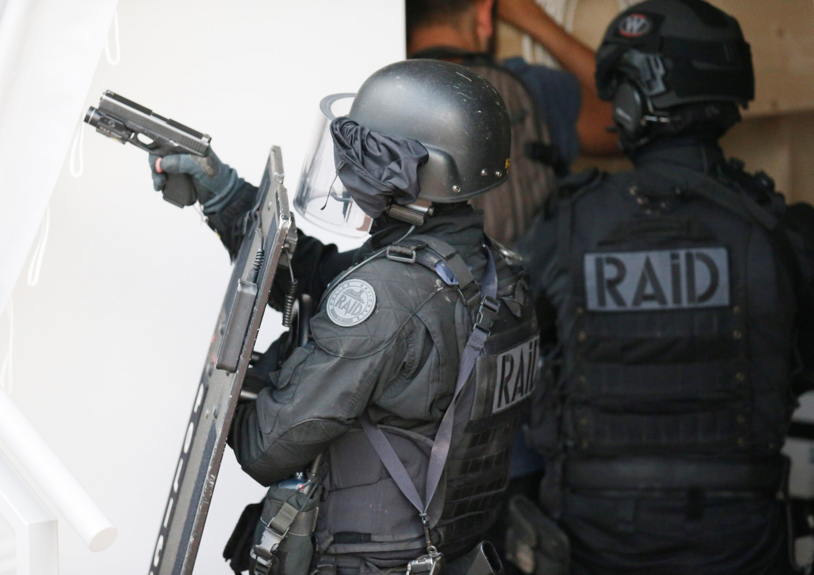France Raid special force