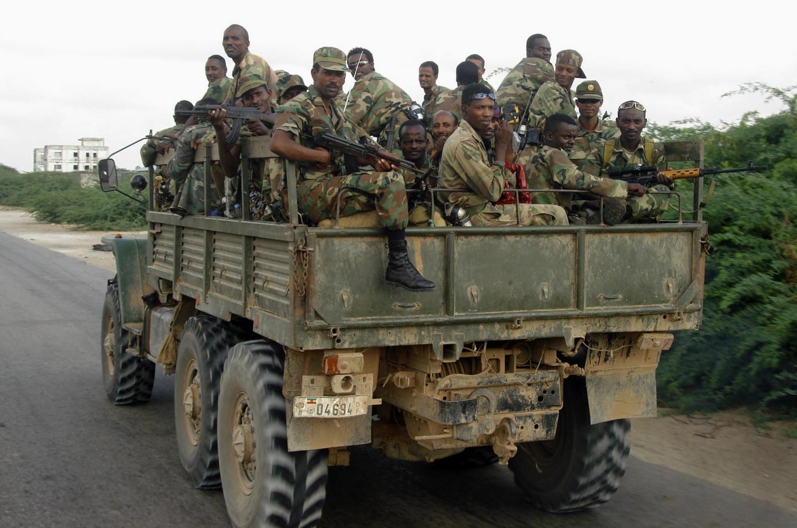 Eritrea Ethiopia border clashes Africa