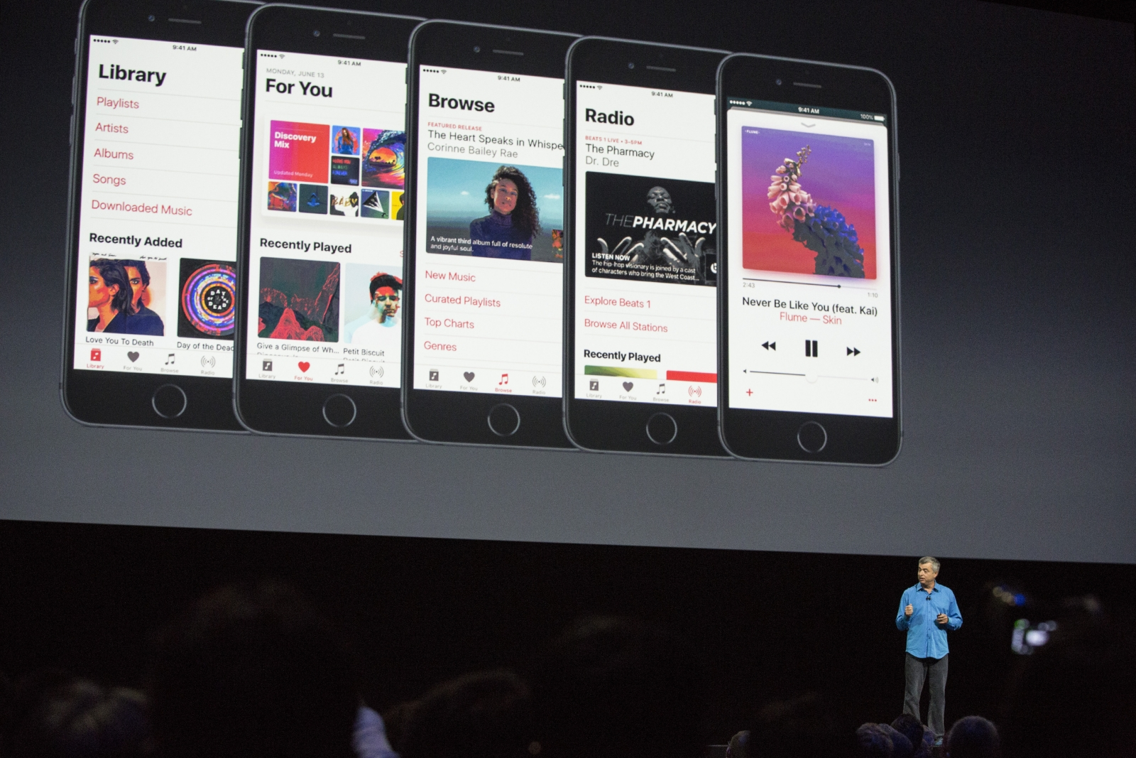Apple announces iOS 10