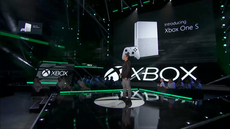 Microsoft announcs Xbox One S and Project Scorpio consoles at E3