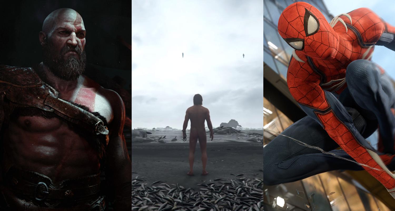 Sony E3 2016 God Kojima Spider-Man