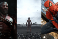 Sony E3 2016 God Kojima Spider-Man