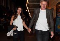 London Celebrity Sightings - September 25, 2015