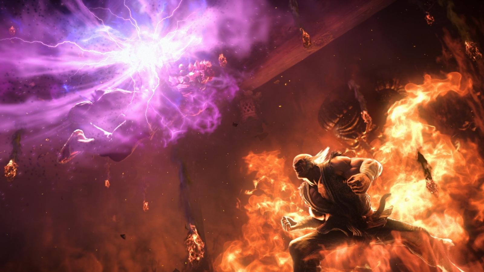 Tekken 7 unreal engine