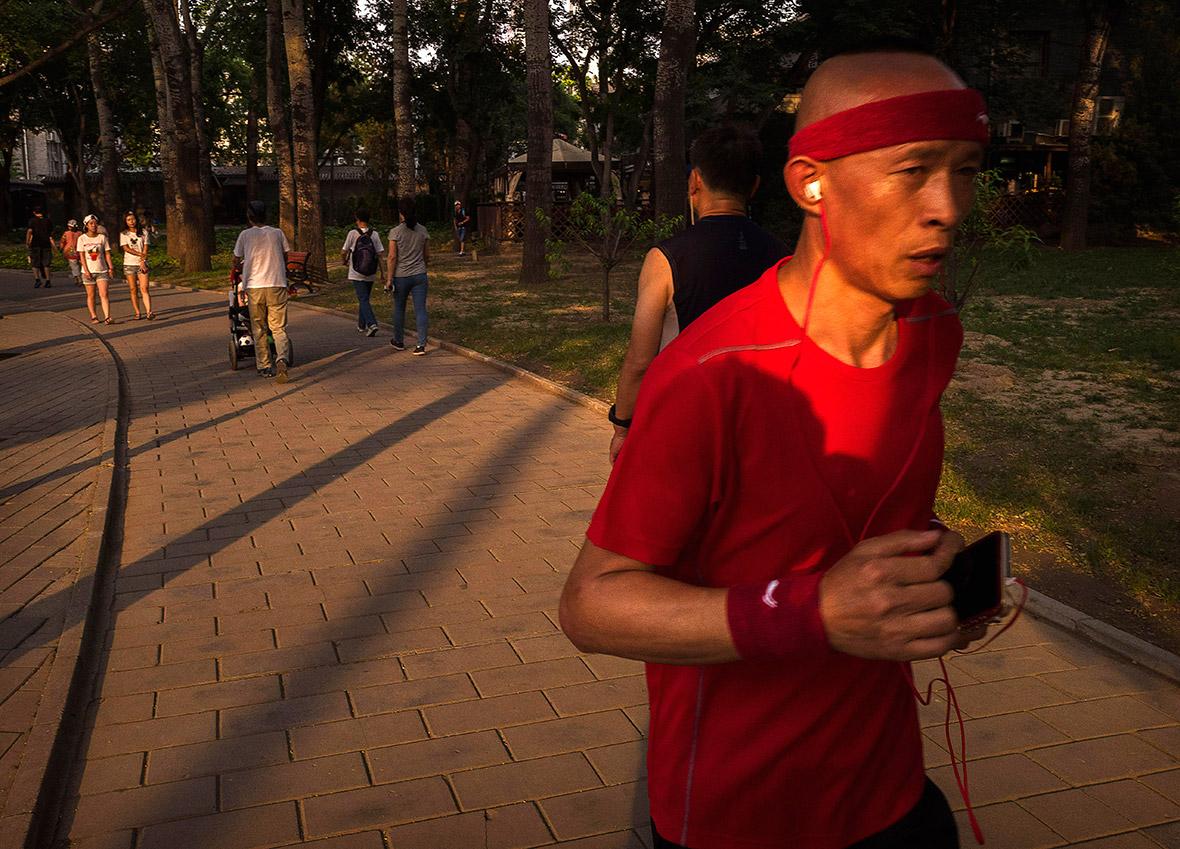 Ritan Park Beijing Kevin Frayer