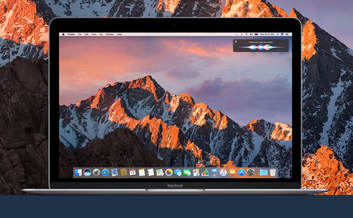 Apple announces macOS Sierra