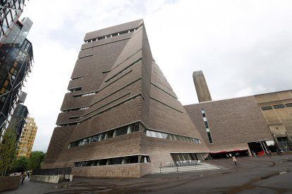 Tate Modern Switch House extension