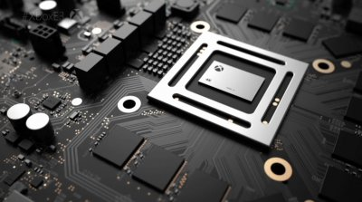 Xbox One Scorpio 4K gaming E3 2016