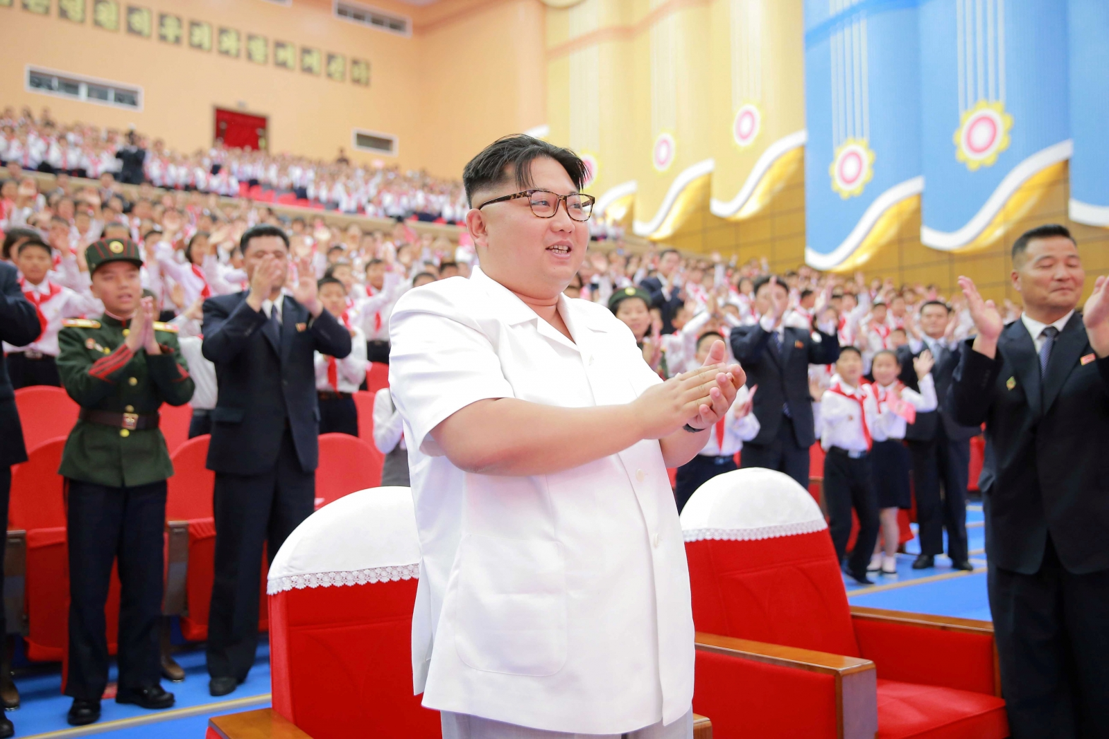 kim jong un north korea nuclear