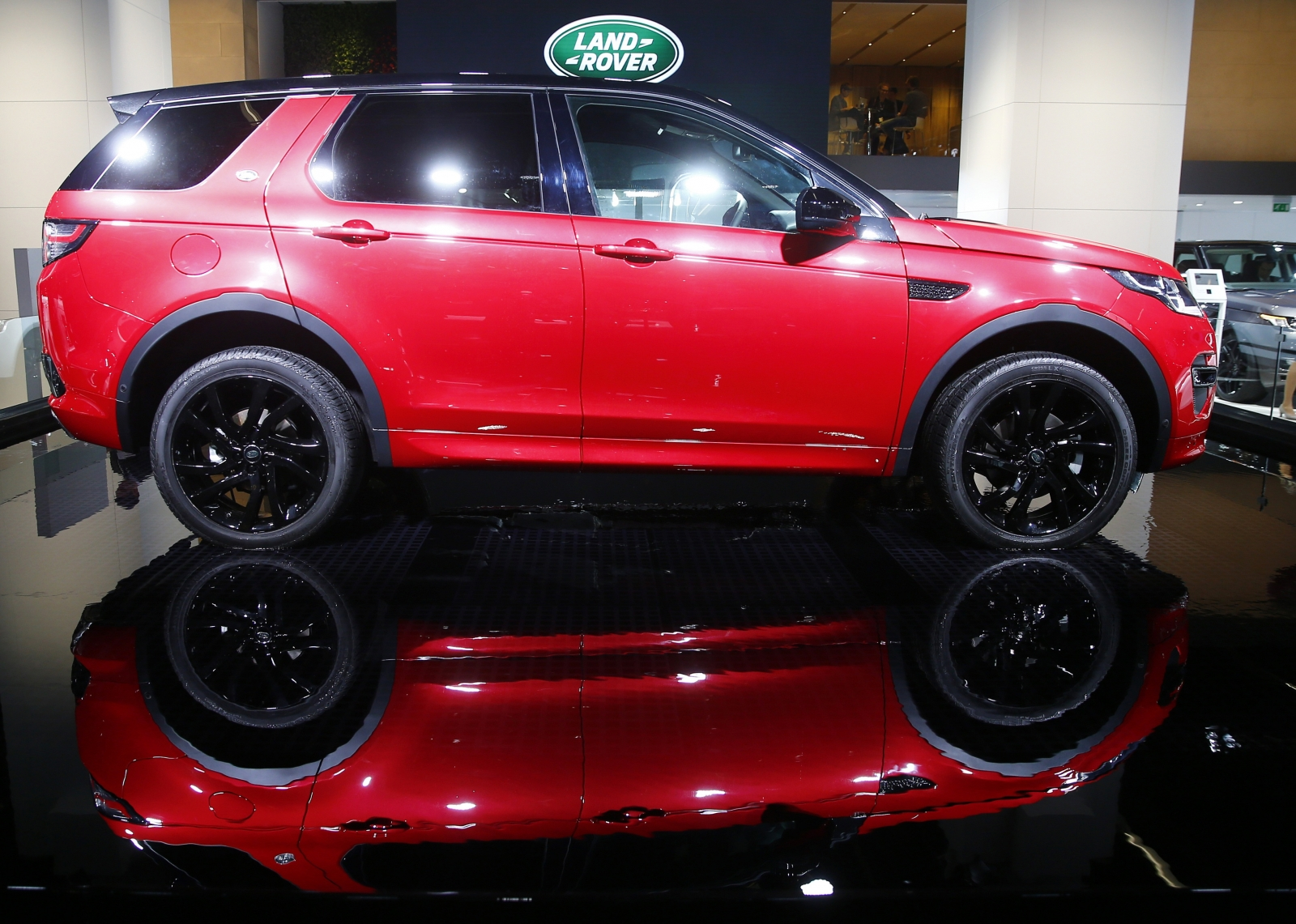 Jaguar Land Rover opens new £240m plant in the Rio de Janeiro state of Brazil