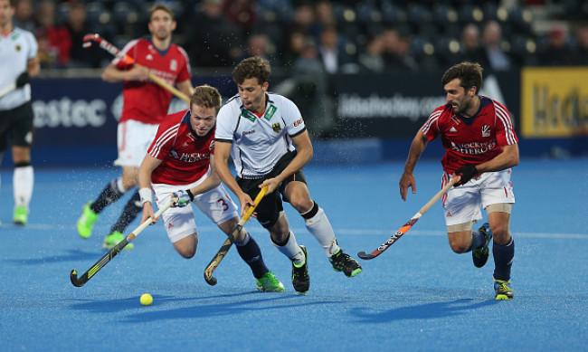 Brazil vs Great Britain, Men's Hockey, Rio 2016 Olympics
