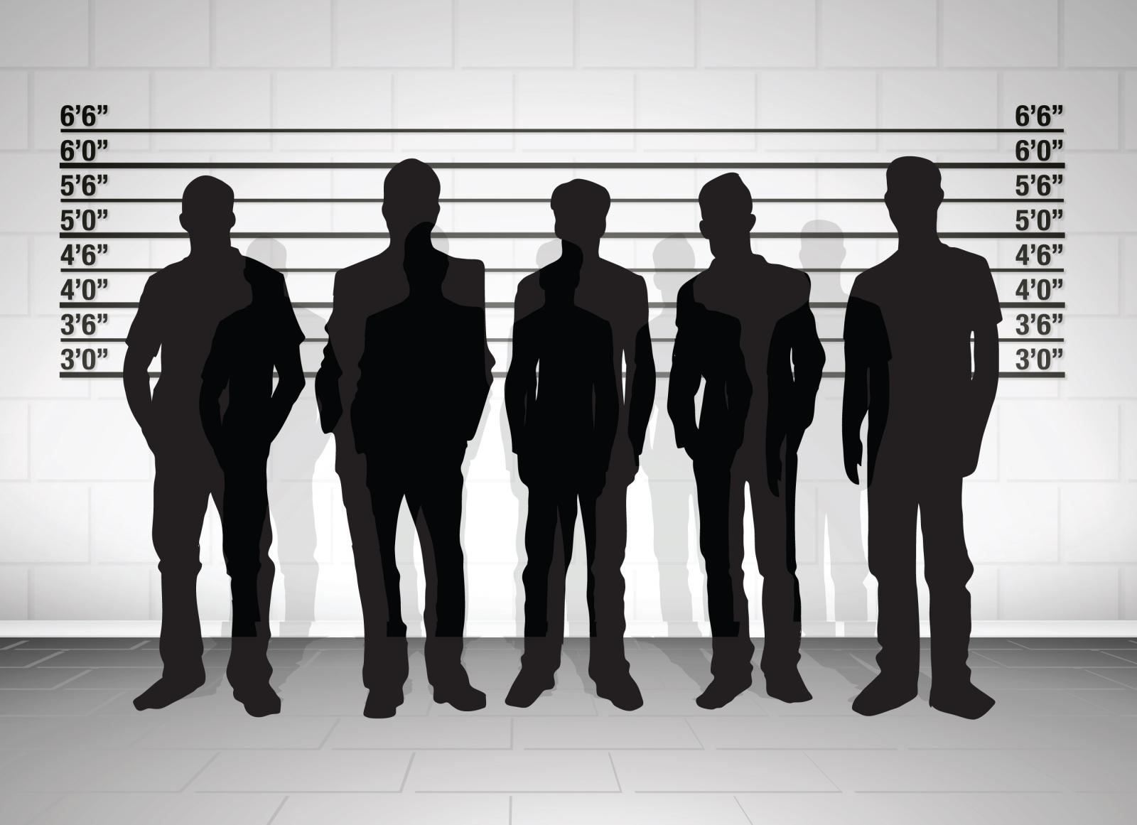 line up police ID