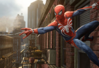 Spider-Man PS4 screenshot