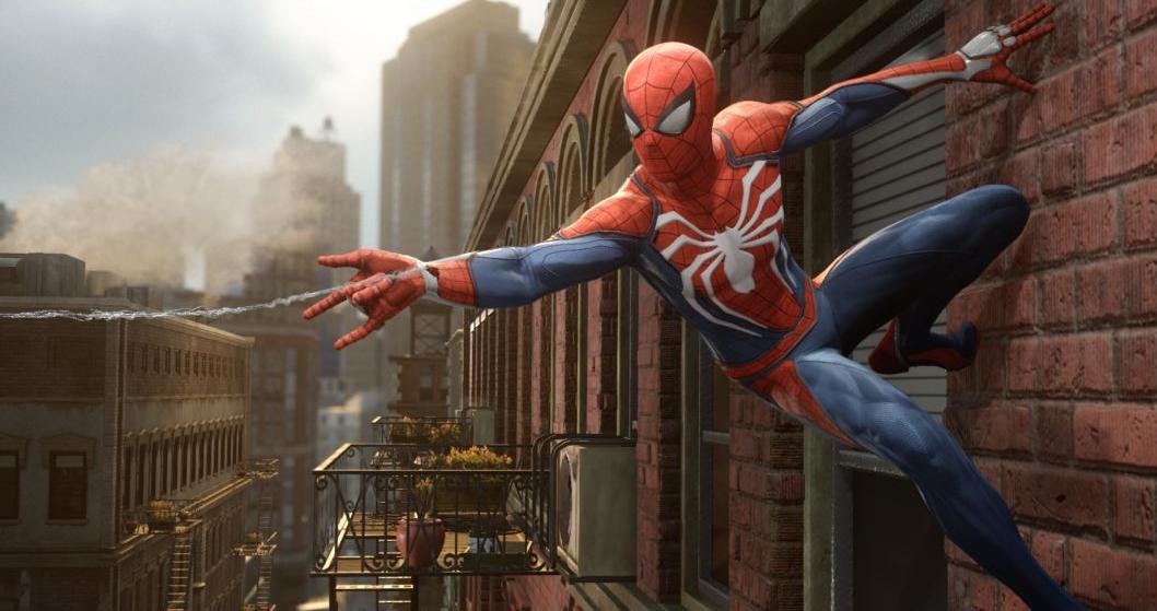 Spider-Man PS4 screenshot