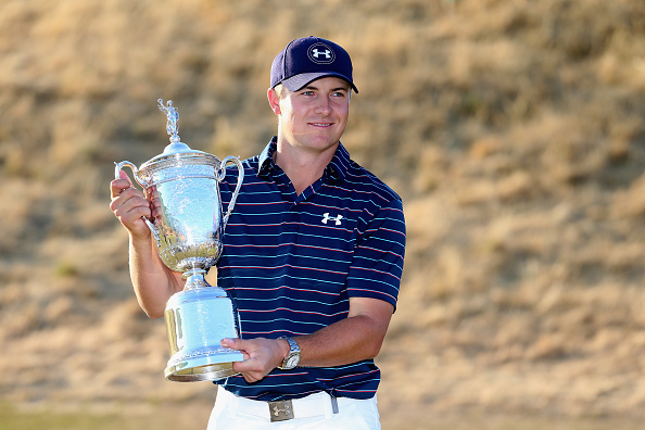 jordan spieth us open golf