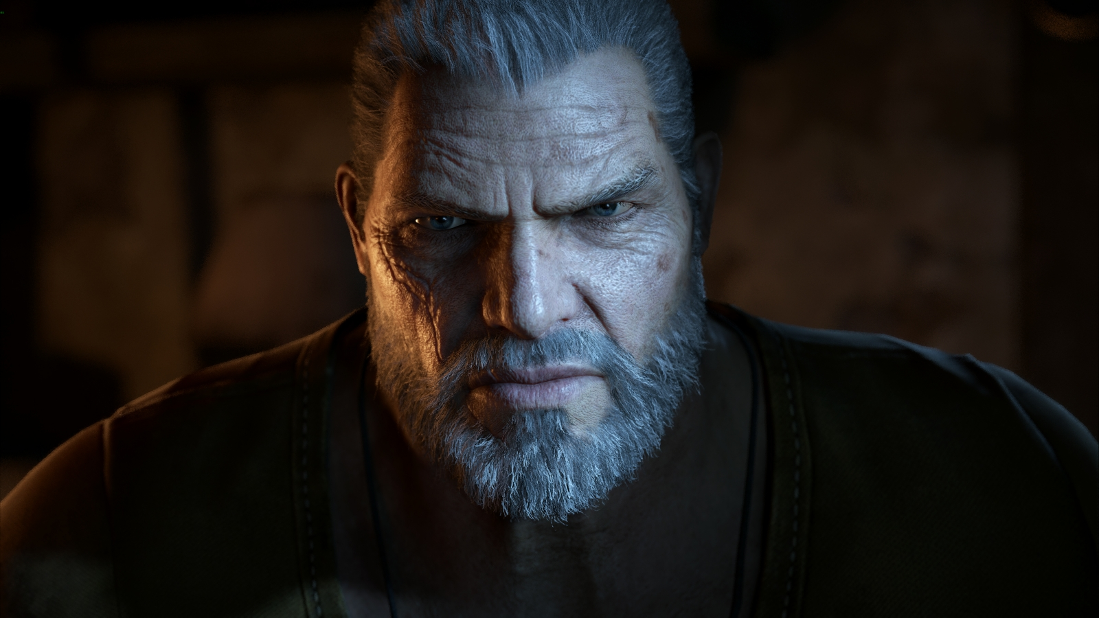 Gears of War 4 Marcus Fenix