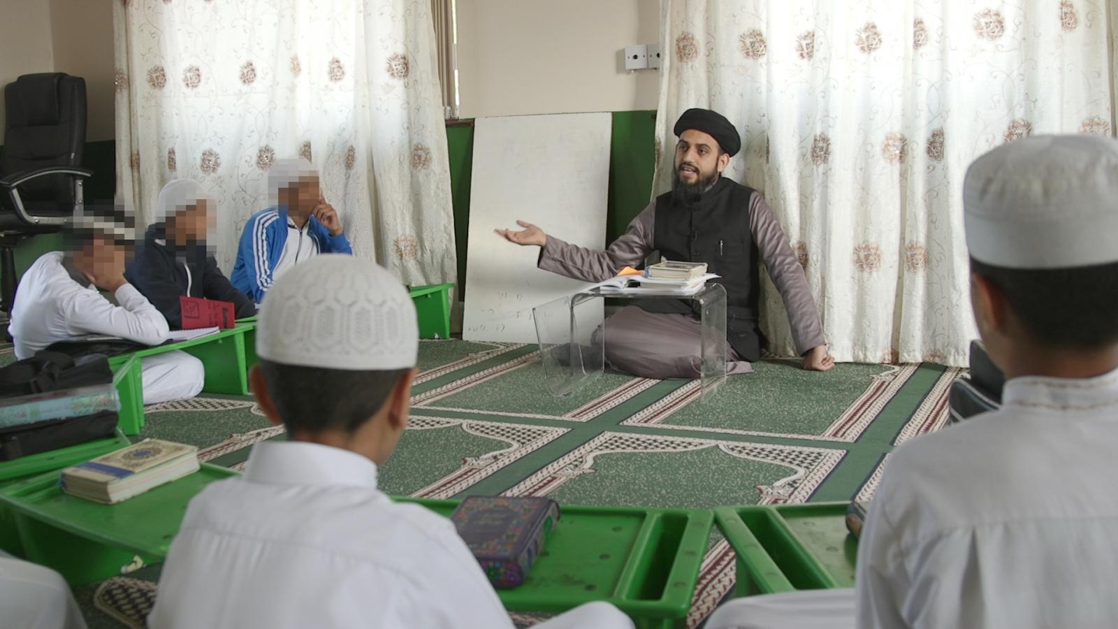 Al-Hira mosque Luton