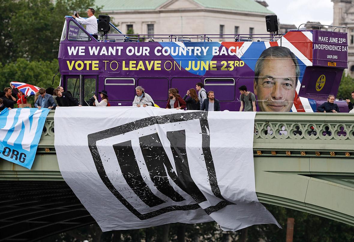 Farage flotilla