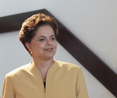 3.Dilma Roussef President of Brazil
