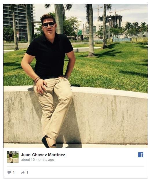 Juan Chavez Martinez